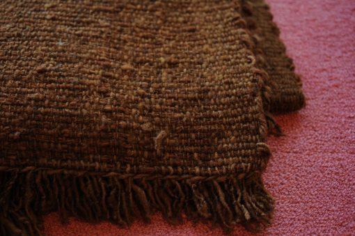 piecera lana cafe oscuro_detalle